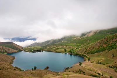 Photo by Ali Majdfar, Valasht Lake